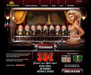 winpalace euro casino avis